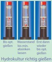 Wasserstandsanzeiger für Kulturtöpfe