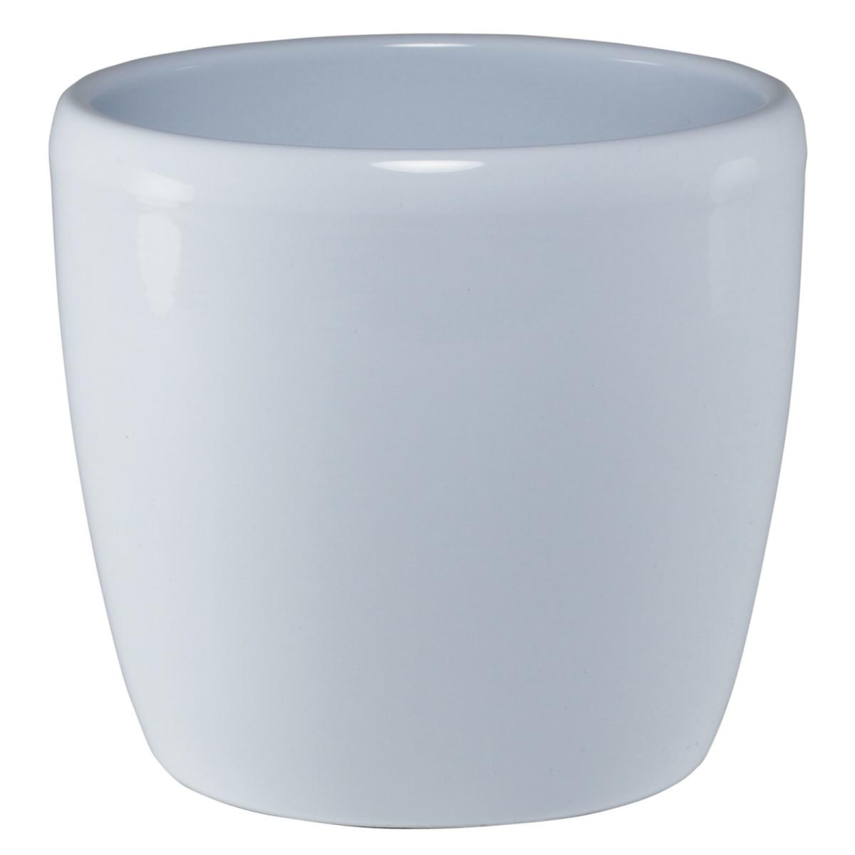 bertopf aus keramik f r hydropflanzen ins system. Black Bedroom Furniture Sets. Home Design Ideas