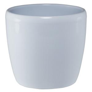 Keramik Hydro Blumentopf Venus weiss