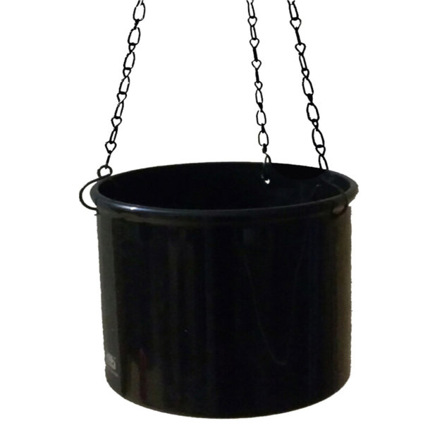 Kunststoff Hydro Ampel Corona schwarz