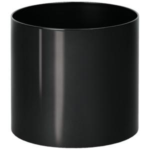Kunststoff Hydro Blumenkübel Elegance schwarz...