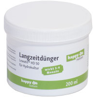 happy-nature Langzeitdünger Hydrokultur HD 50...