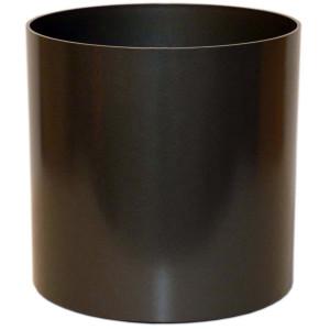Kunststoff Hydro Blumenkübel Elegance graphit grau...