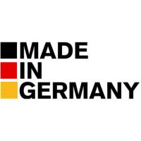 Set6 6 Keramik Blumentöpfe Toscana seiden matt grün Ø 13.5 cm H 12.5 cm