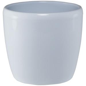 B Ware Keramik Hydro Blumentopf Venus 18/12 weiss...