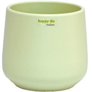 Keramik Blumentopf Sylt mint grün Ø 13 cm H...