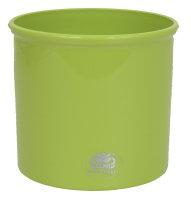Anzucht Kunststoff Blumentopf Hydro Corona 5/5 grün...